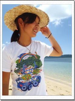 グッドアウトドアの西表島環境Tシャツ ゲストの皆様だけ購入可