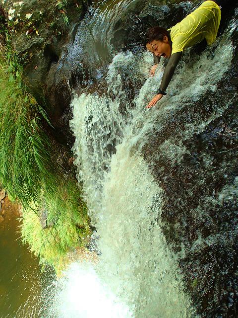ナーラの滝上の絶景
