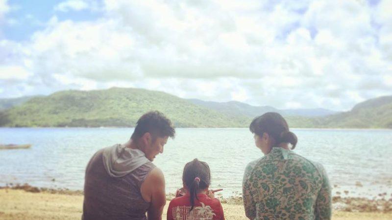 家族の景色
